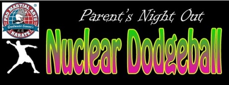 nuclear dodgeball banner