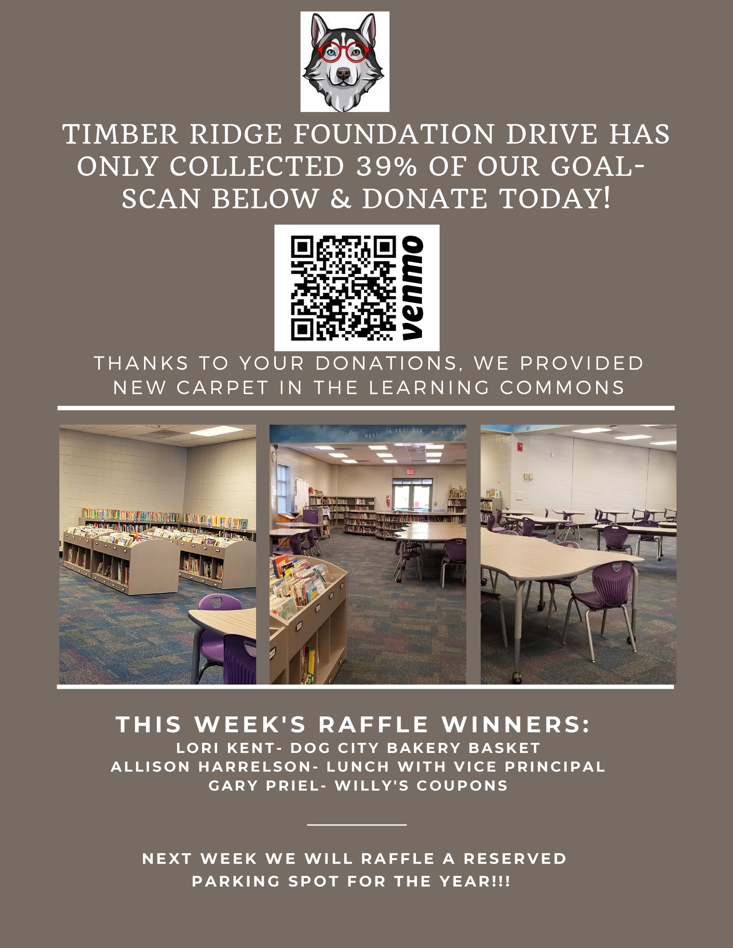 TR Foundation Drive 10.12.20
